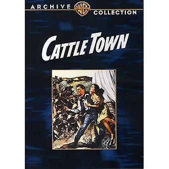 Cattle Town [DVD] USA import
