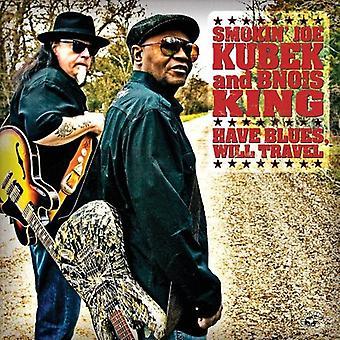 Kubek, Smokin ' Joe bande & Bnois King - importation USA ont Blues seront voyage [CD]