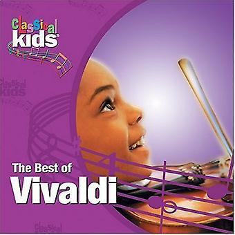 A. Vivaldi - Enfants Classiques: Le Meilleur De Vivaldi [CD] USA import