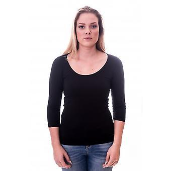 Alan Red Women T-shirt Romy Black (art 1092)
