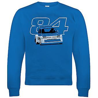 Metro 6R4 84 Rally Bil Sweatshirt, Present till honom pappa födelsedag