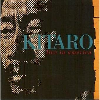 Kitaro - Live in America [CD] USA import