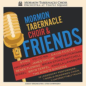 Mormon Tabernacle Choir - Mormon Tabernacle Choir & Friends [CD] USA import