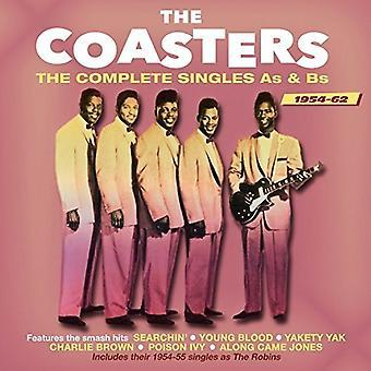 Untersetzer - Untersetzer-Complete Singles als & Bs 1954 - [CD] USA import