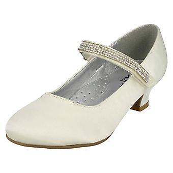 Miejscu dziewczyny na środku pięty Diamante pasek buty H3066
