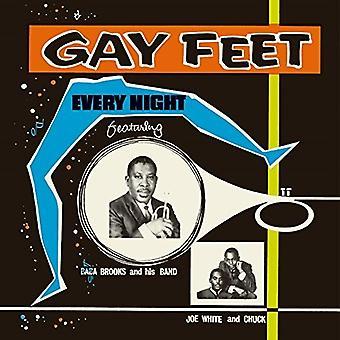 Various Artist - Gay Feet: Every Night [CD] USA import