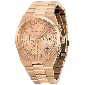 Michael Kors Channing Laides Chronongraph Watch Gold Bracelet MK5927