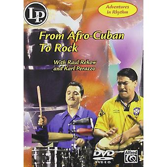 Adventures in Rhythm: From Afro Cuban to Rock [DVD] USA import