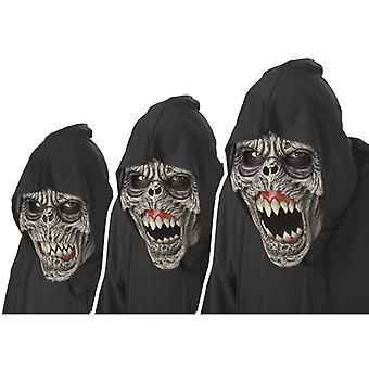 Night Fiend Ani-Motion Mask Halloween Men Costume Accessory
