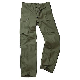 Original ausgestellten niederländischen Militär Schwerlast-Hosen