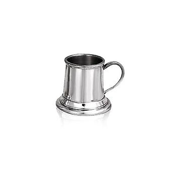 Minature Pewter Tankard Bar Measure - 1oz