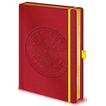 De Beatles Premium Notebook