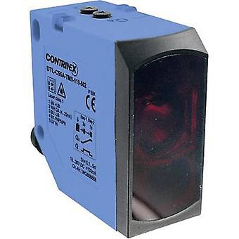 Contrinex LHL-C55PA-TMS-107-501 Laser retroreflektive sensor lys-ON, mørk-ON, bakgrunn undertrykkelse 18-30 Vdc 1 eller flere PCer