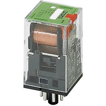 Phoenix Contact REL-OR-230AC/2X21 Plug-in relay 230 V AC 10 A 2 change-overs 1 pc(s)