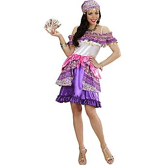Männer Kostüme Zigeuner Kleid für Damen