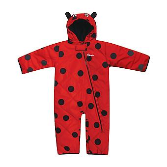 2b Dare breken de Ice Baby Snowsuit - Lollipop rood