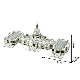 Puzzle 3D The U.S. Capitol
