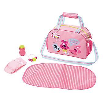Baby Born Poppenluiertas + Accessoires