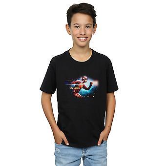 DC Comics Boys The Flash Sparks T-Shirt