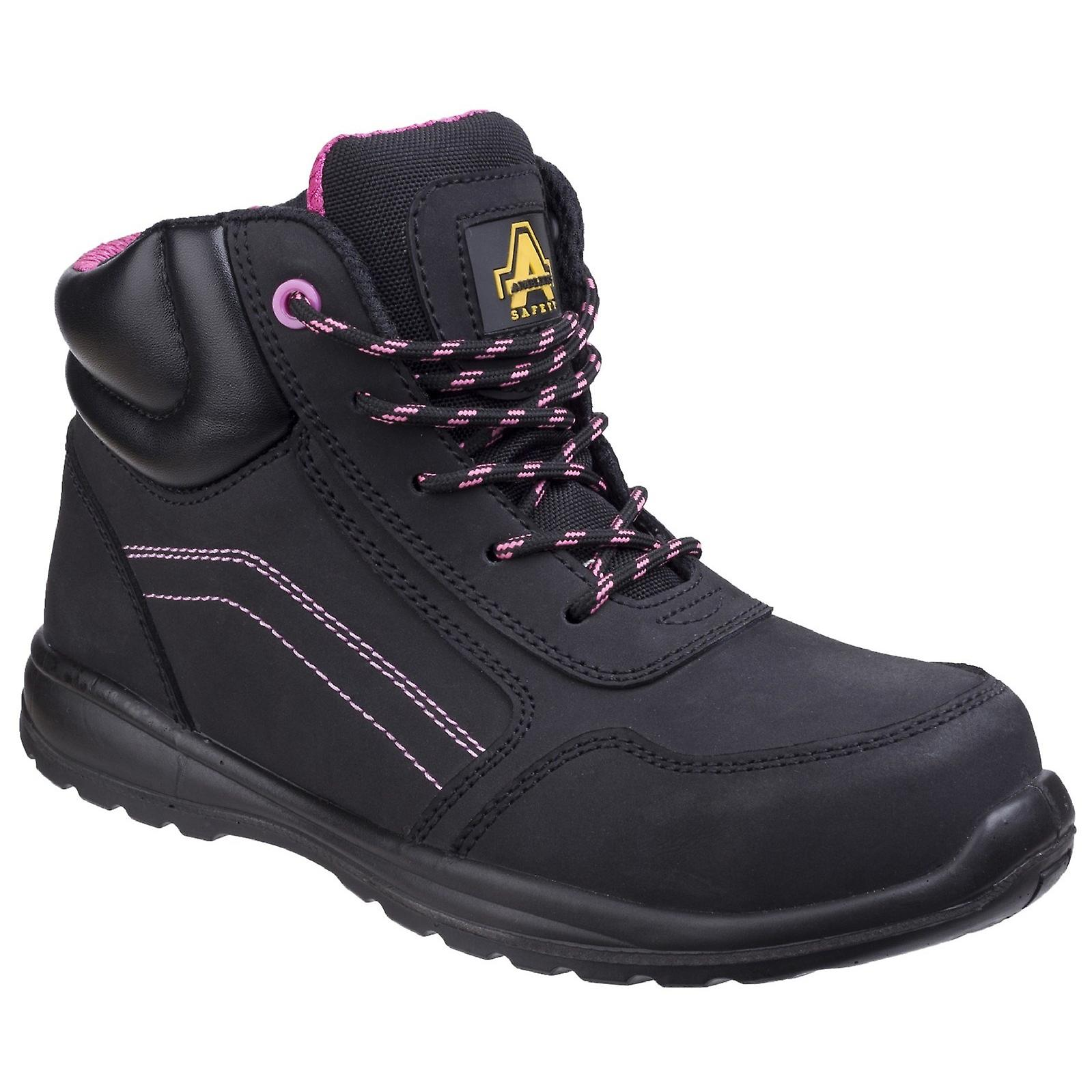 Amblers Safety Womens/Ladies Composite Safety Boots With Side Zip s0Nl0