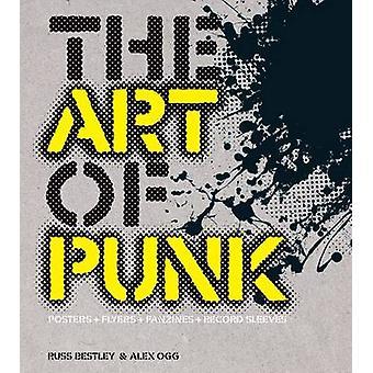 Livre art du Punk par Russ Bestley - Alex Ogg - 9781783057368