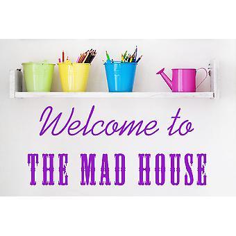 マッドハウスのウォール ステッカーへようこそ