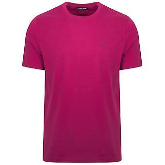 Michael Kors Classic bringebær T-skjorte