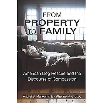 Von Unterkunft Familie: American Dog Rescue und des Diskurses des Mitgefühls
