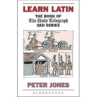 Latinan kurssi: Kirja Daily Telegraph Q.E.D.Series (Kreikan & latinan kieli)