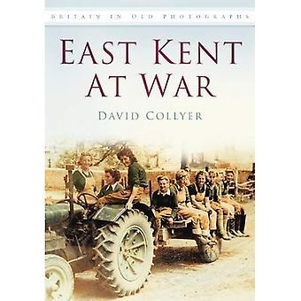 Leste de Kent em guerra em fotografias antigas