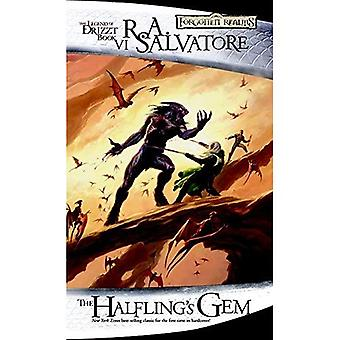 The Halfling's Gem: The Legend of Drizzt, Book VI (Forgotten Realms Novel: Legend of Drizzt) (Legend of Drizzt)