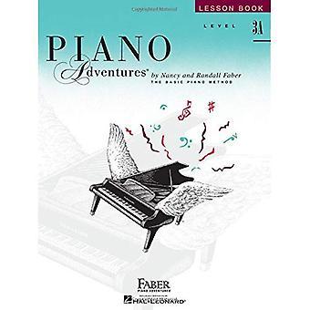 Piano Adventures, Level 3A, Lesson Book