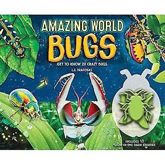 Amazing World: Bugs: Get To Know 20 Crazy Bugs (Amazing World)