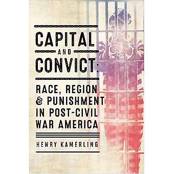 Capital and Convict: Race, Region, and Punishment in Post-Civil War America (The� American South Series)