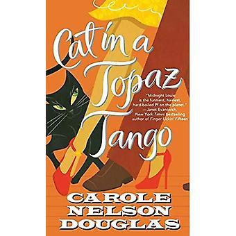 Katt i en topas Tango (midnatt Louie mysterier)
