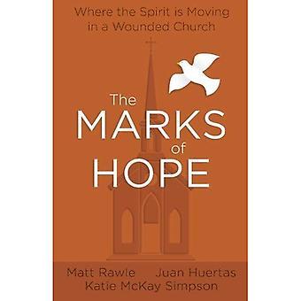 De merken van hoop: waar gaat de geest een gewonde kerk