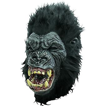 Rage Ape Latex Mask For Adults