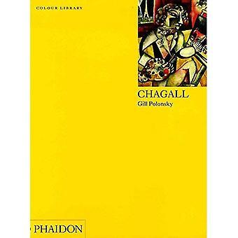 Chagall (Phaidon couleur Library)