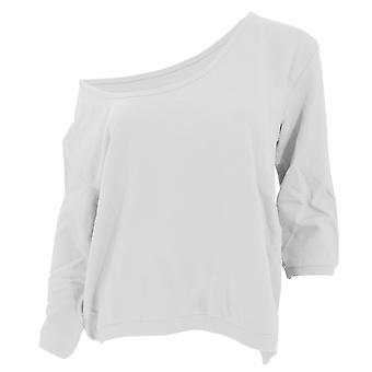 B&C Paradise Womens/Ladies Rising Sun 3/4 Sleeve V-Neck Sweatshirt
