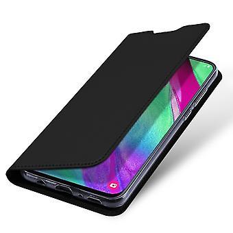 DUX DUCIS Pro Series case Samsung Galaxy A40-Black