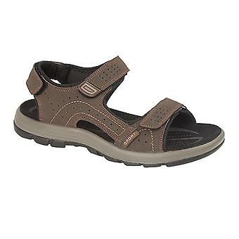 PDQ Mens Superlight 3 Touch Fastening Sports Sandals