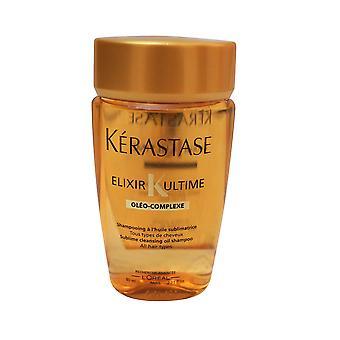 Kerastase Elixir Ultime Shampoo 2.71 oz TRIAL SIZE NOT RETAIL SIZE
