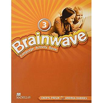 Brainwave 3 Lab by Harries a   Pavlik C - 9780230421318 Book