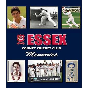 ESSEX COUNTY CRICKET CLUB MEMORIES by-9780992742751 Buch