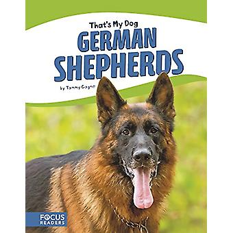 German Shepherds by Tammy Gagne - 9781635176124 Book