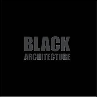 Black + Architecture by Sibylle Kramer - 9783037681992 Book