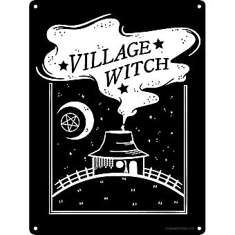 Grindstore Village Witch Mini Tin Kirjaudu