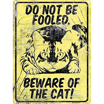 Grindstore Do Not Be Fooled Tin Sign