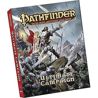 Pathfinder Roleplaying Game Ultimate Campaign Pocket Edition Book