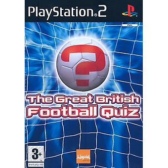 The Great British Football Quiz (PS2) - New Factory Sealed